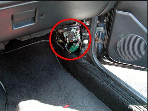 ecu locationwhere   ecu located   car auto