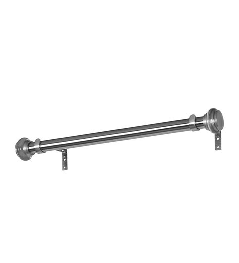 Steel Titan Curtain Rods Rods Hardware Plow Hearth