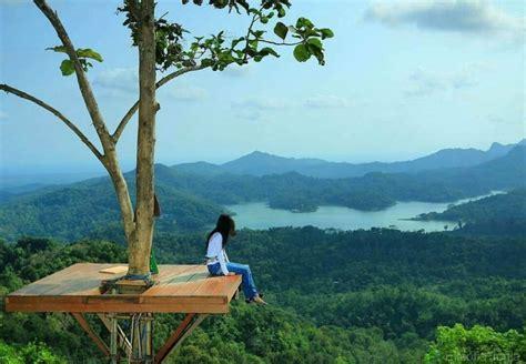 tempat wisata alam  jogja terbaru   hits