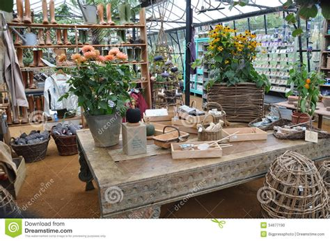 garden shop gardening stores gardena garden centre in london england editorial image image