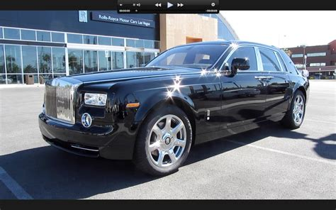 Rolls Royce Start Up 2011 Rolls Royce Phantom Start Up Exhaust And In Depth