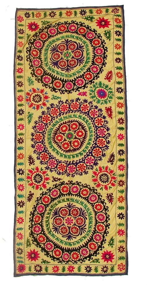 Uzbek Suzane Antique Uzbek Suzani Pinterest Google | antique suzani nl1830 uzbek craft com uzbek