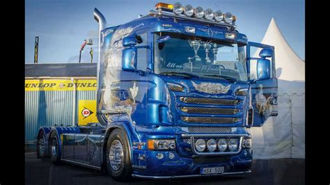 trailer trucking festival nordic trophy  mantorp park sweden   trucks youtube
