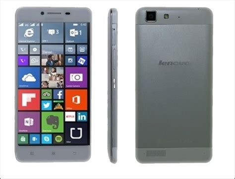 Lenovo Windows Phone Lenovo Windows 10 Smartphone Coming By Mid 2015 Priced