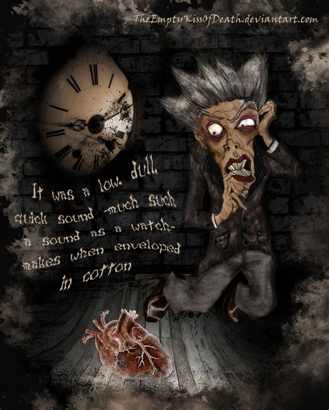 story themes of edgar allan poe the tell tale heart by theemptykissofdeath on deviantart
