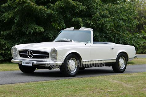 convertible mercedes mercedes 280sl convertible auctions lot 34 shannons