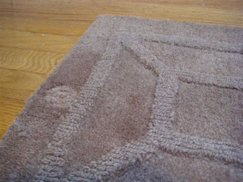 How To Take Dness Out Of A Room by Get Rid Of Carpet Dents With This Easy Method Who Knew Rug Marks Were So Easy To Remove