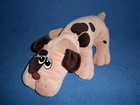 pound puppies plush pound puppies 1985 17 inch stuffed plush by vintagetoyparadise