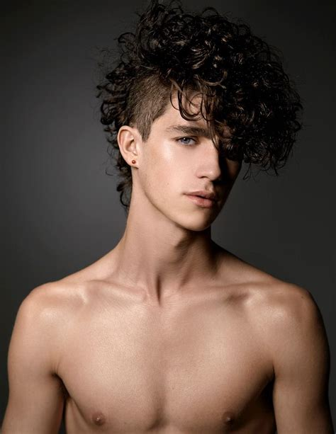 hair modleing men guy patrick rocks curly hairstyles for kimber capriotti