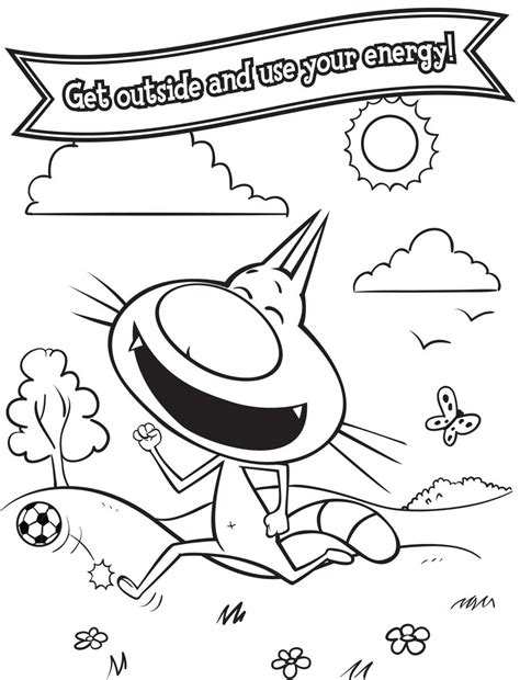 colouring pages natural resources canada