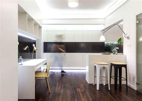 space saving design for small apartment interiorzine