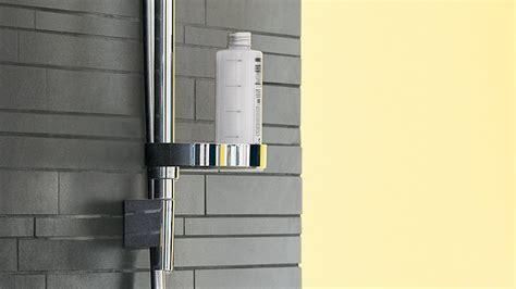 porte savon pour colonne de de accessoire porte savon hansgrohe fr