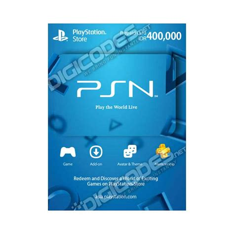 Jual Ethernet Card by Jual Playstation Network Card Indonesia Idr 400 000