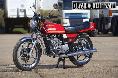 suzuki gt250 x7 restoration classic motorbikes