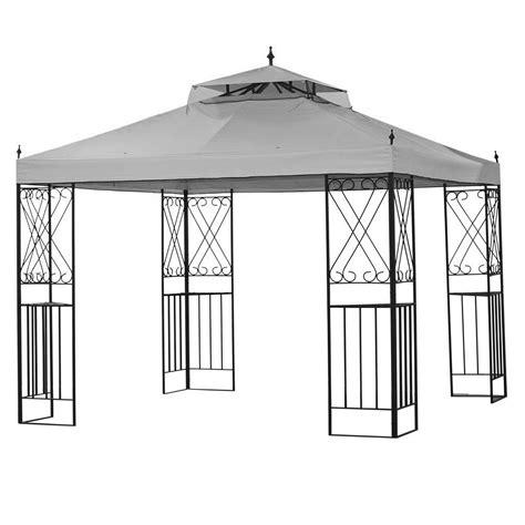 scroll gazebo replacement canopy riplock  garden winds