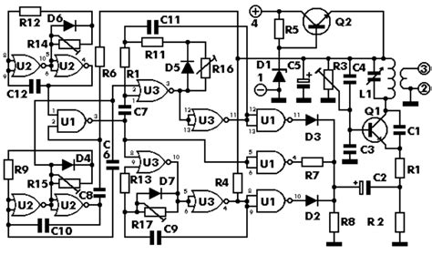 pattern generator ic television circuit page 2 video circuits next gr