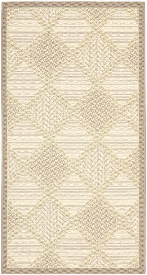 safavieh cy7133 79a21 courtyard indoor outdoor area rug beige lowe s canada lattice patterned area rug safavieh indoor outdoor rugs
