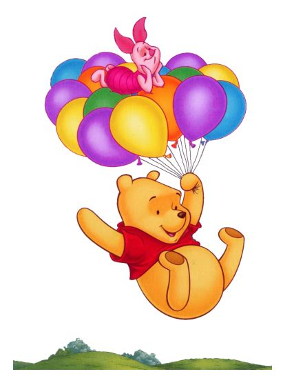 imagenes de winnie pooh en png caricaturas animadas con frase glitter buscar con google