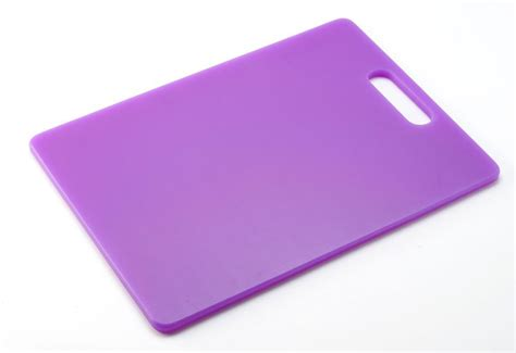 chopping board plastic extrusion kitchen chopping board purple plastic hygienic