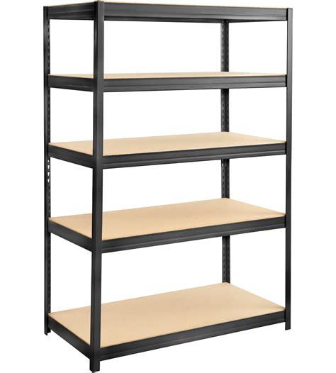storage shelves boltless storage rack in heavy duty storage shelving