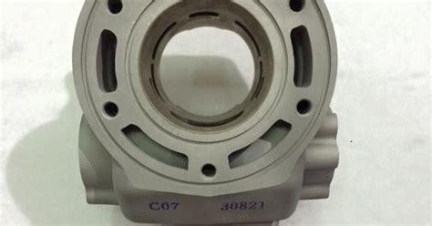 Cylinder Blok R Ceramic palex motor parts cylinder block kit ceramic yamaha tzm 150 standard oe