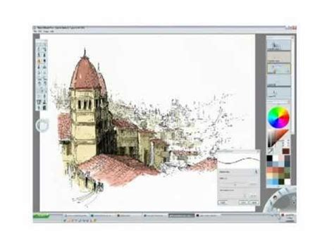 Sketches Pro by Architectural Sketch On Sketchbook Pro