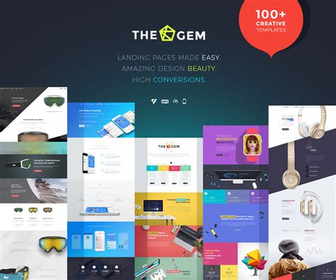 40 Best Landing Page Wordpress Themes For Apps Products And Services 2019 Colorlib Landing Page Sle Templates