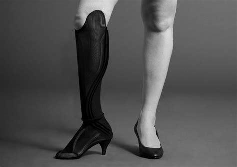 prosthetic leg for aviya serfaty prosthetic leg for