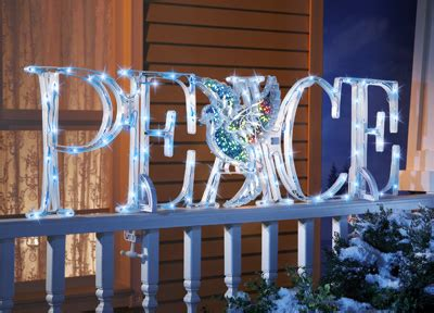 peace sign christmas lights collections etc find unique online gifts at