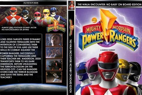 film ninja ranger episode 1 mighty morphin power rangers the ninja encounter by