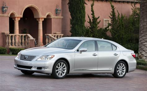 lexus 2010 ls 460 2010 lexus ls 460 widescreen car wallpaper 09 of