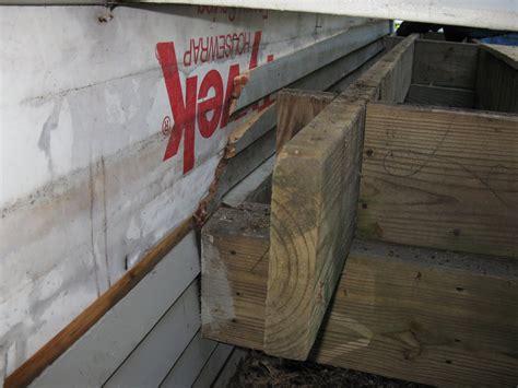 deck building basics  concord carpenter
