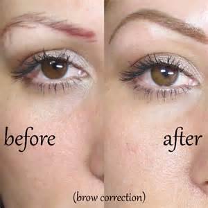 Permanent Makeup Permanent Eyebrow Correction Permanent