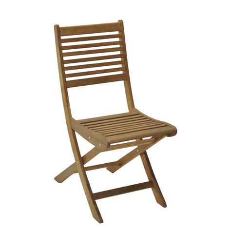 agréable Chaise De Jardin En Teck #1: chaise-de-jardin-en-bois-saturne-aspect-teck.jpg