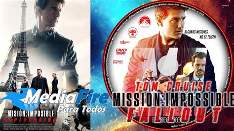 nedlasting filmer mission impossible fallout gratis descargar y ver mision imposible 6 repercusion fallout
