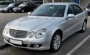 Mercedes W211 File Mercedes E Klasse W211 Elegance 20090906 Front Jpg