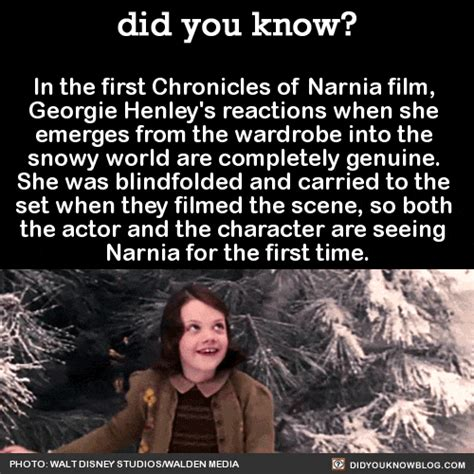 film meme genre que narnia did you know improving your knowledge daily with