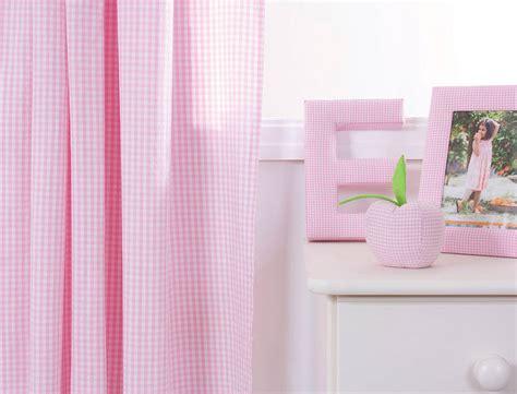 gingham blackout curtains pink gingham curtains blackout curtain menzilperde net