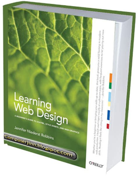 a guide to css colors in web design download learning web design a beginner s guide to html
