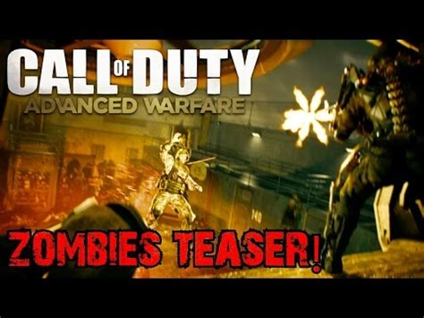 exo zombies cast advanced warfare exo zombies teaser trailer an epic cast