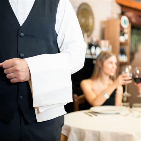 il cameriere perfetto il cameriere ideale per la fidelizzazione cliente