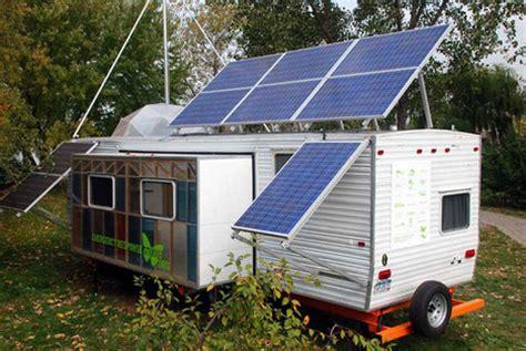 solar powered trailer home jetson green grid emergency response studio