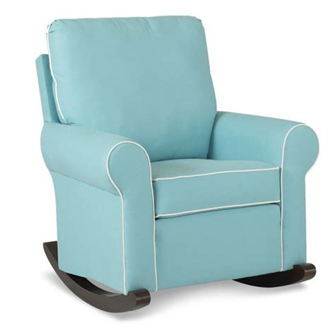 Cape Cod Nursery Rocking Chair In Choice Of Fabric And Nursery Rocking Chairs For Sale