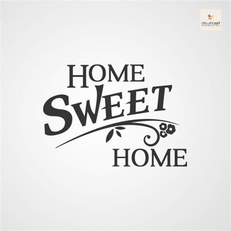 home sweet home teksten op de muur tegen scherpe prijzen