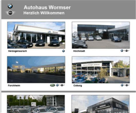 Auto Wormser by Bmw Wormser Hoechstadt
