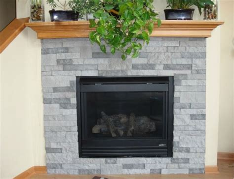 17 best ideas about fireplace refacing on