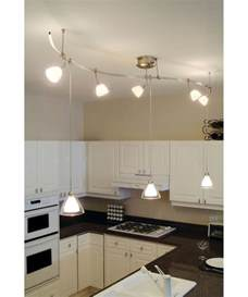 kitchen track lighting townhouse