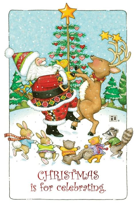 mary engelbreit christmas   celebrating mary englebreit pinterest artworks merry