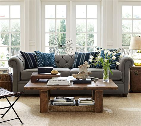 Living Room With Gray Sofa Refresh Renovate And Organize Your Living Room