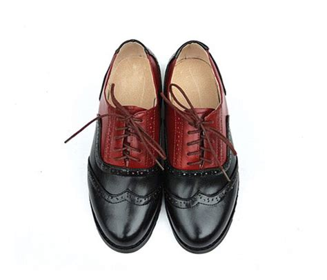 11 color size 5 9 new fashion leather lace up dress oxford womens wingtip shoes ebay